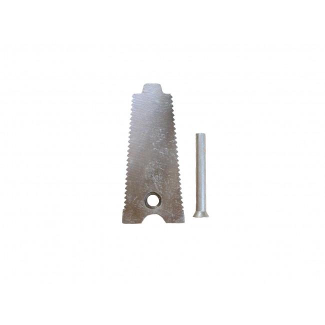 Ledger Plate Rivets : Rivet garden mower ledger webb cutting components